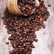 Coffee background — Stock Photo #26249263