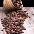 Coffee background — Stock Photo #26427723