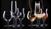 Diverse immagini di alcool — Foto Stock