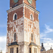 Church of St. Mary in Poland — Stock Photo