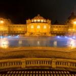 Szechenyi spa bath, Budapest, Hungary — Stock Photo #39777581