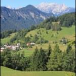 Постер, плакат: Alpine landscape