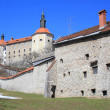 Stock Photo: SkofjLokcastle, Slovenia