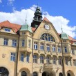 Stock Photo: Town hall of Ptuj, Slovenia