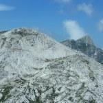 Постер, плакат: Krn Mountains Julian Alps Slovenia