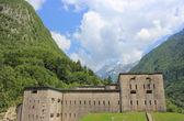 Kluze Fortress, Julian Alps, Slovenia — Stock Photo