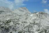 Krn Mountains scenery, Julian Alps, Slovenia — Stock Photo