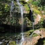 Wirje waterfall, Kanin mountains, Slovenia — Stock Photo #30494541