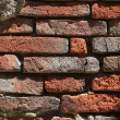 Brick wall surface background — Stock Photo