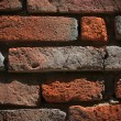 Stock Photo: Aged brick wall background