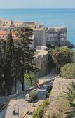 Dubrovnik morning scene — Foto Stock