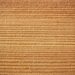 Larch wood surface - horizontal lines — Stock Photo