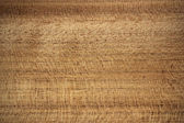 Afro teak wood surface - horizontal lines — Stock Photo