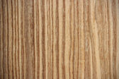 Olive ash wood surface - vertical lines — Stock Photo