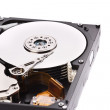 Foto de Stock  : Shiny HDD