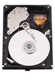 Isolated hard disk — Stock Photo