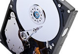 HDD detail — Stock Photo