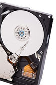 Hard disk detail — Stock Photo