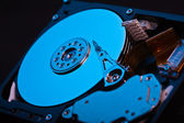 Blue HDD — Stock Photo