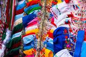 Meksykańskie sukienki — Zdjęcie stockowe