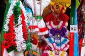 Tradycyjne meksykańskie sukienki — Zdjęcie stockowe