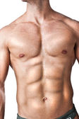 Fit torso — Stock Photo