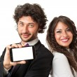 Internet on your mobilephone — Stock Photo #20504553