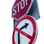 Постер, плакат: Stop