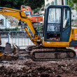 Earthmover — Stock Photo