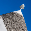 Stock Photo: Trulli pinnacle