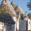 A cat in Alberobello — Stock Photo