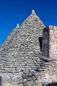 Trulli's roof — Foto de Stock