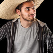 Royalty-Free Stock Photo: Sombrero