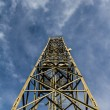 Communication Tower - Stock Photo