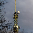 Mobile Tower - Stock Photo