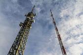 Telekommunikation — Stockfoto