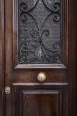Luxury old door — Stock Photo