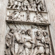 Bas-relief - Stock Photo