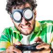 Hard gaming — Stock Photo