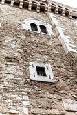 Edificio romano — Foto Stock