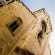 Church from below — Stock Photo