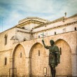 Stock Photo: Statue in Barletta