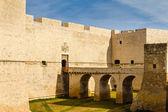 Mediterranean castle — Stock Photo