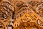 Royal chairs — Stock Photo