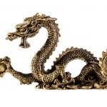 Golden Dragon — Stock Photo #27413667