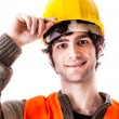 Young worker — Stock Photo #28999577