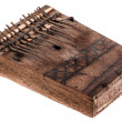 Stock Photo: Mbira