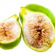 Figs over white — Stock Photo