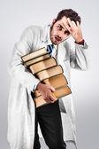 Studia medyczne — Zdjęcie stockowe