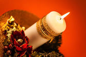 Holy candle — Stockfoto